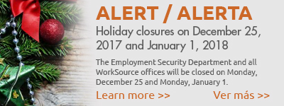 ESD closed for Christmas ans New Years