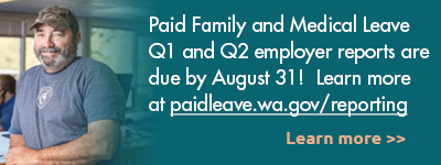 Paid Family Medical Leave reporting web site