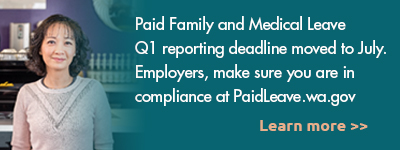 Paid Family Medical Leave web site