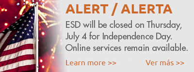 Independence Day closure