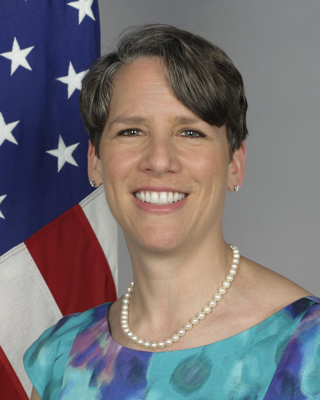 """Commissioner Suzan """"Suzi"""" LeVine"""